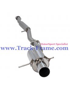 Exhaust System HKS Silent Hi-Power 32016-AH018 Honda Integra DC2 B18C