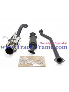 Exhaust System HKS Hi-Power 409 32003-DH001 Honda Civic Type-R EP3 K20 01/12-05/08