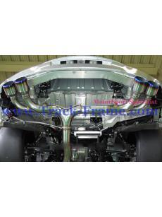 Exhaust System HKS Racing Muffler 32701-BH001 Honda S2000 AP1/AP2 F20C/F22C 00/01-09/09