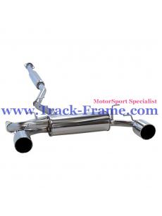 Exhaust System HKS Legamax 32018-AT060 Toyota C-HRZYX10 2ZR-FXE(2ZR-1NM) 16/12-