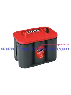 Optima Red Top Battery RTS 4.2 (8002-250) (BCI 34) RTS4.2 AGM