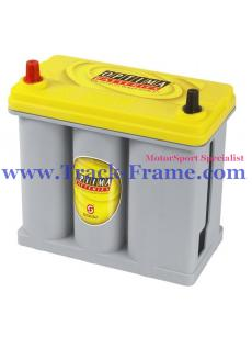 Optima Yellow Top Battery YTS 2.7J (Japanese Terminals) (8070-176) YTS2.7J AGM