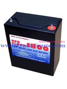 Red Flash 1800 Battery