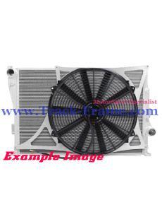 Honda Civic SI Performance Aluminum Fan Shroud Kit, 2006-2011