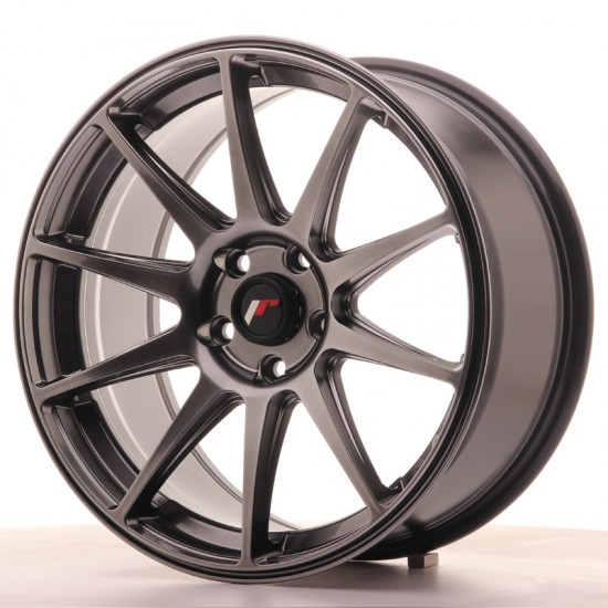 Japan Racing JR11 15x7 ET30 4x100/108 Dark Hiper B