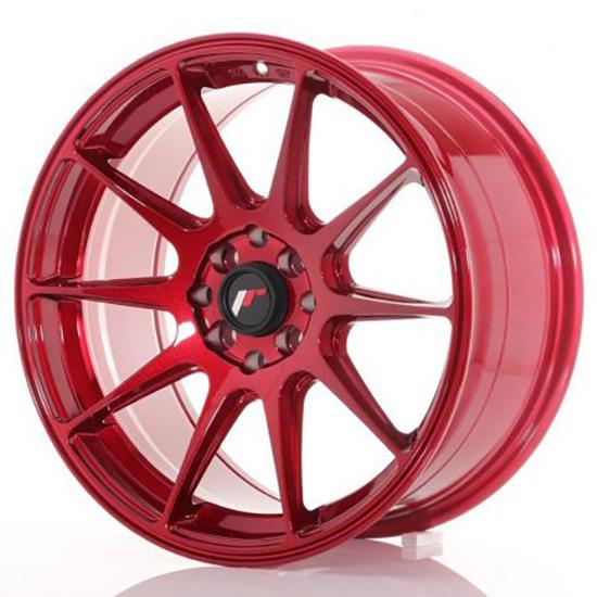 Japan Racing JR11 17x8,25 ET35 4x100/114,3 Platinum Red