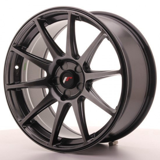 Japan Racing JR11 18x7,5 ET35-40 5H Blank Dark HB