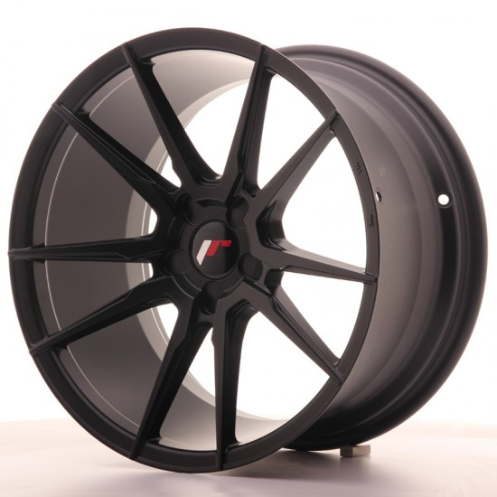 Japan Racing JR21 18x8,5 ET30-40 Blank Matt Black