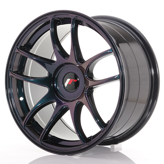 Japan Racing JR29 17x8 ET20-35 Blank Magic Purple