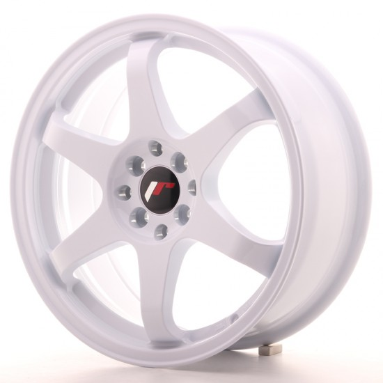 Japan Racing JR3 17x8 ET35 4x100/114 White