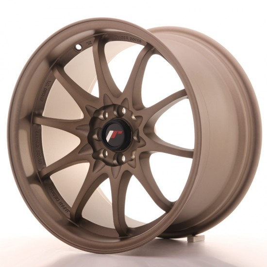 Japan Racing JR5 19x10.5 ET12 5H BLANK Dark ABZ