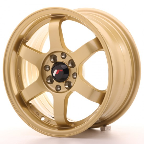 Japan Racing JR3 16x8 ET25 4x100/108 Gold
