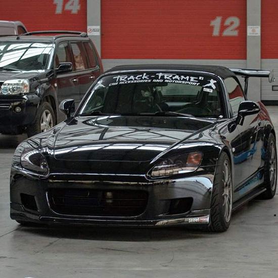 Bumper Lip OEM Honda S2000 Pre-restyling 99-03