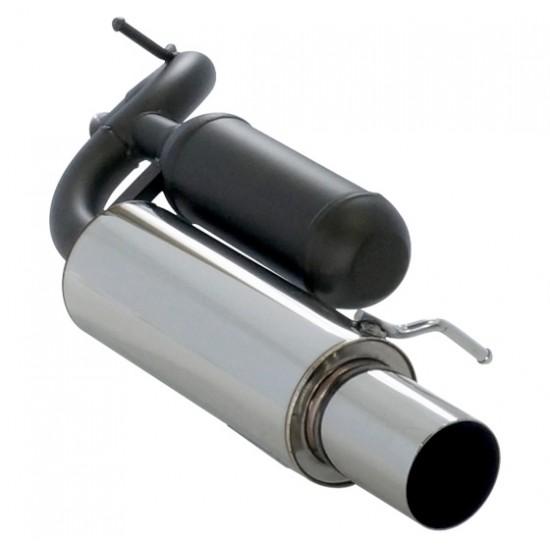Exhaust System HKS Hi-Power 409 32003-AT013 Toyota Vitz RS NCP13 NCP10 1NZ-FE, 2NZ-FE Hi-Power 409 HKS  by https://www.track-frame.com