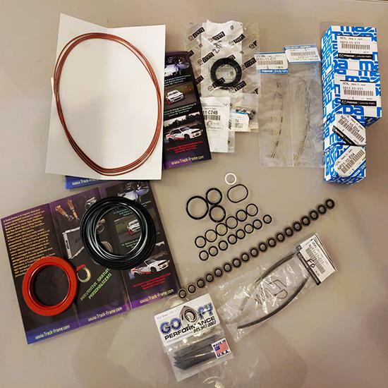 Kit Rebuild Complete Mazda Rx8 OEM Genuine Parts