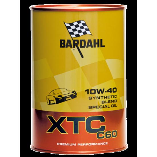 Engine Oil Bardahl XTC60 10w40