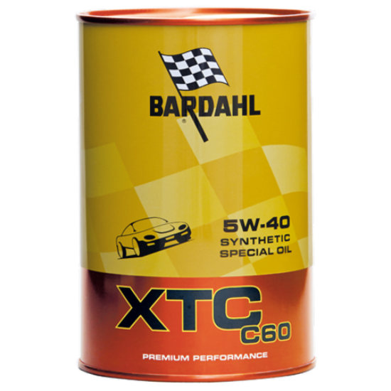 Oil Engine BARDAHL XTC C60 5W40 Full Synt