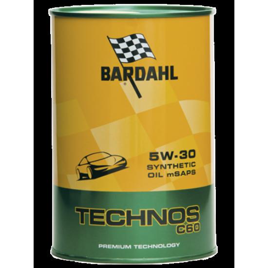 BARDAHL TECHNOS C60 m-SAPS 5W30 1 KG