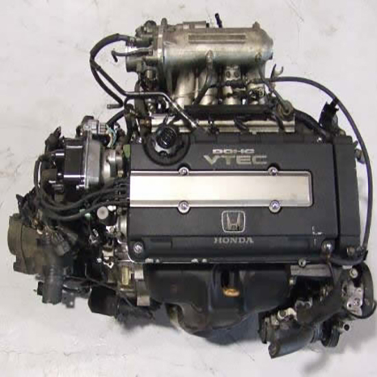 Complete Engine+Gearbox Honda Civic EG B16A2 82650KM Warranty Included-SOLD-