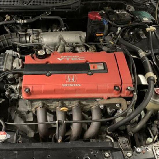 Engine Honda Integra DC2 B18C+S80 LSD 40088KM