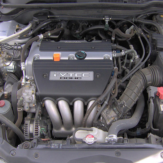 Complete Engine Honda Accord K20A6 64598km