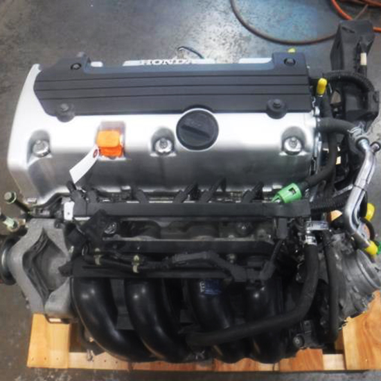 Complete Engine Honda Odyssey K24A i-vtec 65994KM K24A Honda  by https://www.track-frame.com