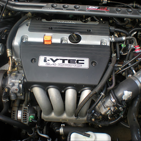 Complete Engine Honda Accord K24A i-vtec 40996KM