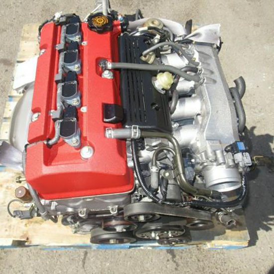 Engine Honda S2000 AP1 2003 F20C 68900KM