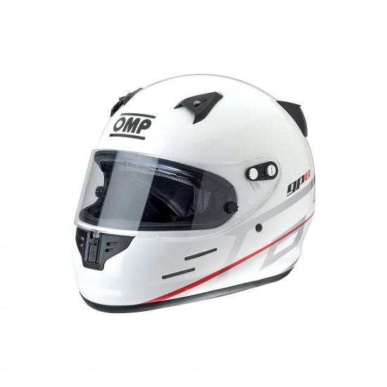 Helmet Omp GP8 K White Gp8-K Omp  by https://www.track-frame.com