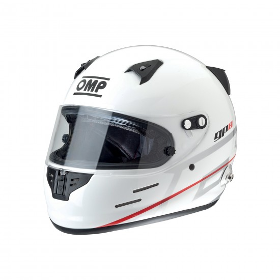 Helmet Omp GP8 White