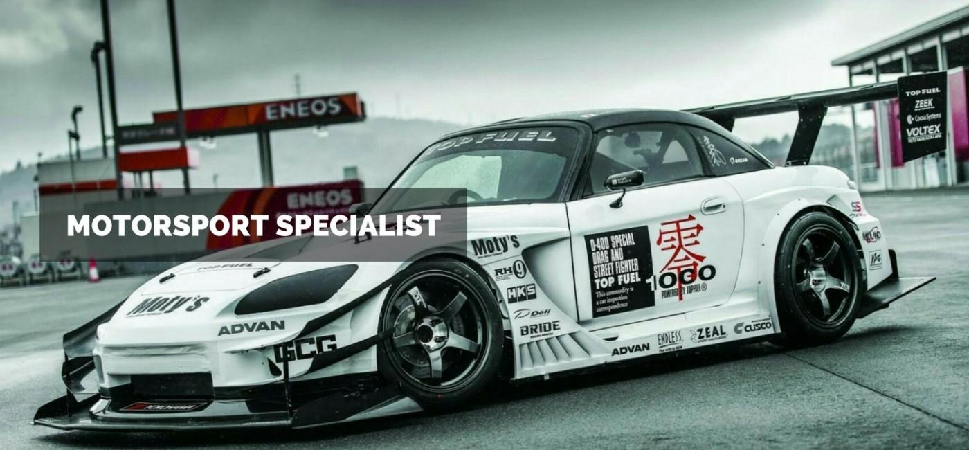 Motorsport specialists