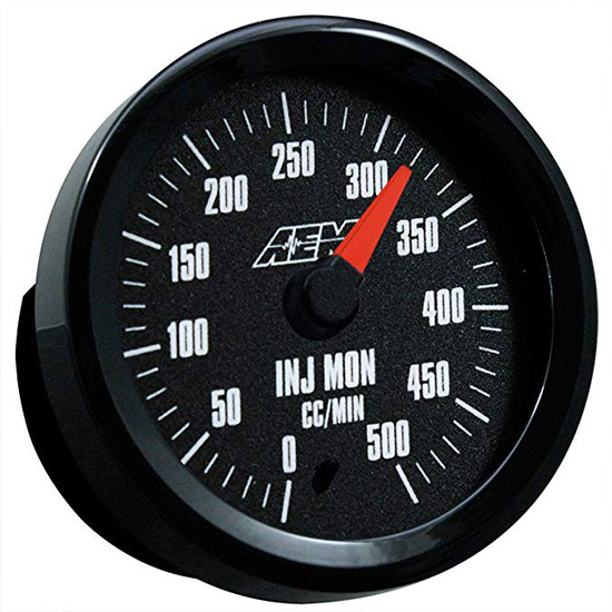 AEM Analog Water-Methanol Failsafe Gauge AEM 52mm 30-3020M